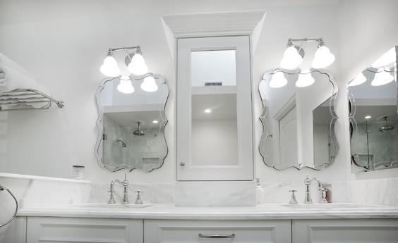 Sierra Madre Traditional Bathroom