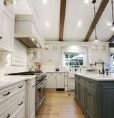 Sierra Madre - Transitional French Country
